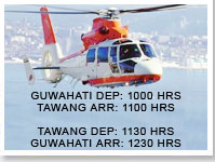 pawan hans helicopter bookings